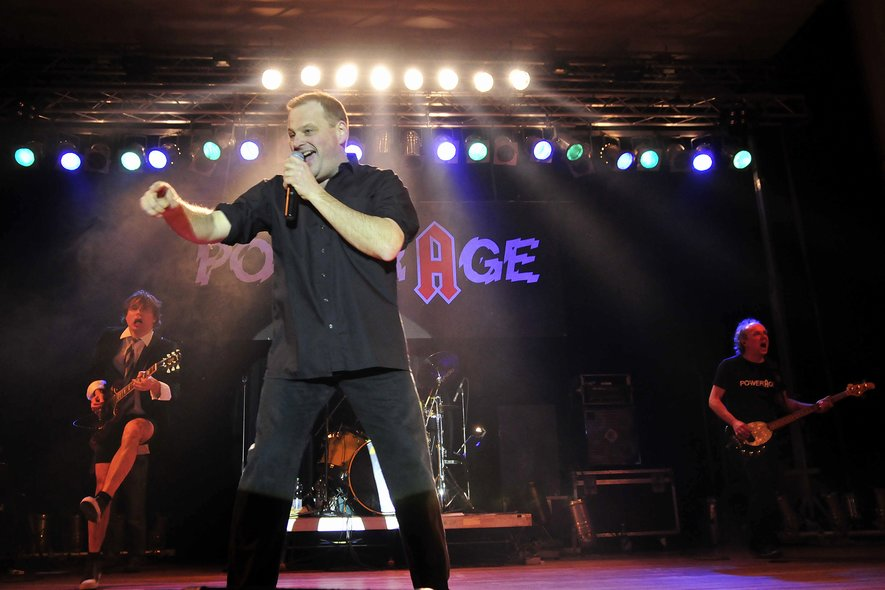 Power Age - AC/DC Tribut Band