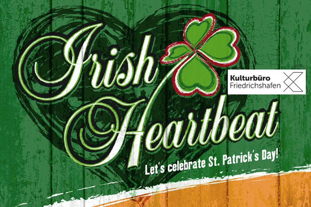 Irish Heartbeat – Celebrating St.Patrick's Day – Livemusik