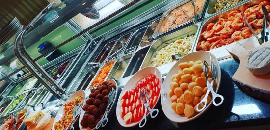 All-you-can-eat Buffet am Bodensee (FN)